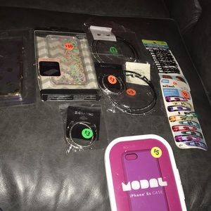 Phone cases&Earrings